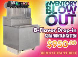 Soda Fountain Machines Soda Dispensers Home Soda