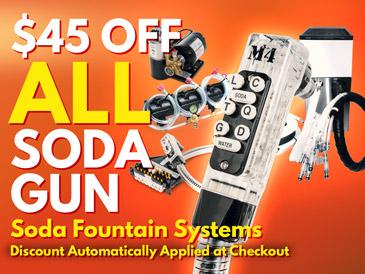 Soda Fountain Machines, Soda Dispensers, Home Soda Fountain