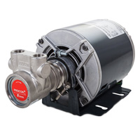 Carbonator Motor with Stainless Pump