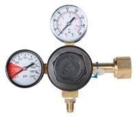 TAPRITE Dual Gauge Primary CO2 Regulator