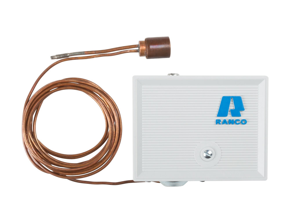 Ice Bank Control for Counter Electric Dispensers