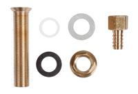 Drip Tray Drain Kit (parts)