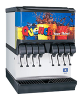 8-Flavor Ice and Beverage Soda Fountain System (NEW)