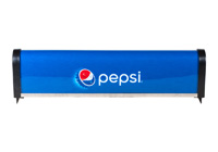 Large Pepsi Marquee (for Servend or Lancer 23x23 drop-in) (front)