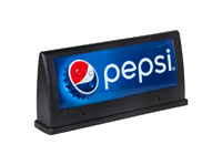 Small Pepsi Marquee (for Cornelius 15x22 drop-in)