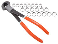 Installation Kit (Pincer + O-clamps) (orange)
