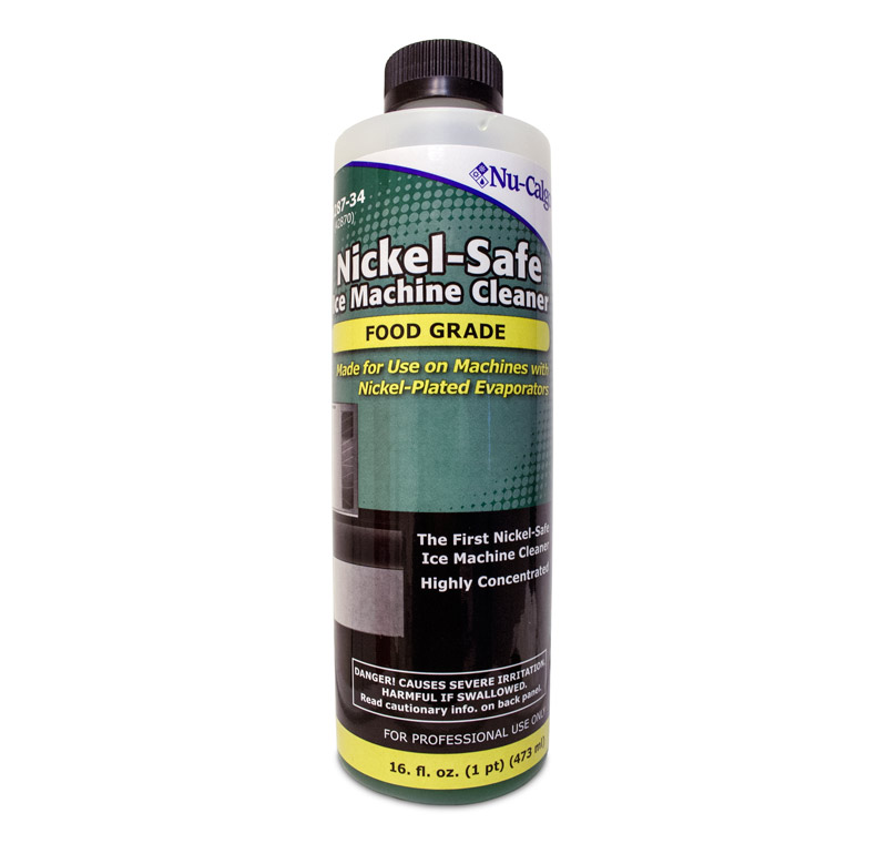Nickel-Safe Food Grade Ice Machine Cleaner (16 oz)