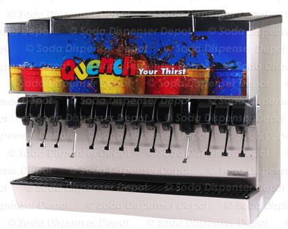 12-valve Dispenser