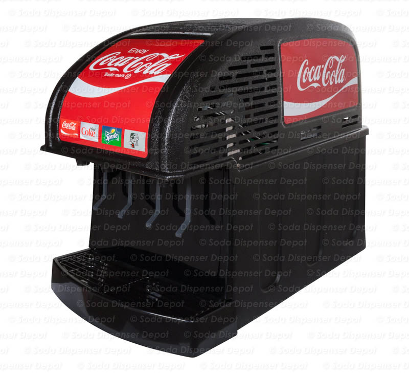 4-Flavor Counter Electric Soda Fountain (NEW)