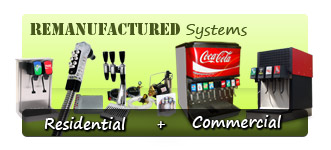 Remanufactured Soda Fountain Systems