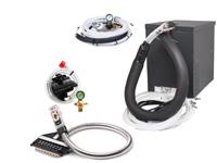 1-Flavor Soda Gun Fountain System w/ NEW Compact Remote Chiller