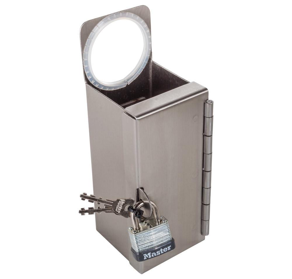 Soda Gun Lock (Stainless)