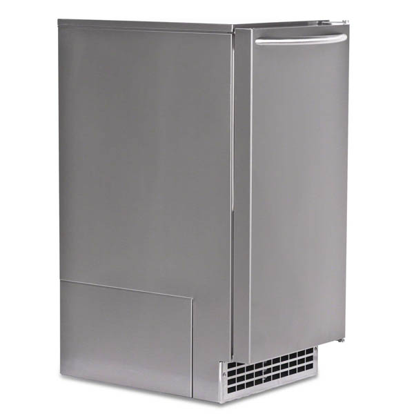 Under Counter Ice Maker (angle)