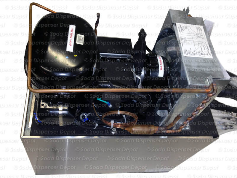Remote Chiller (inside)