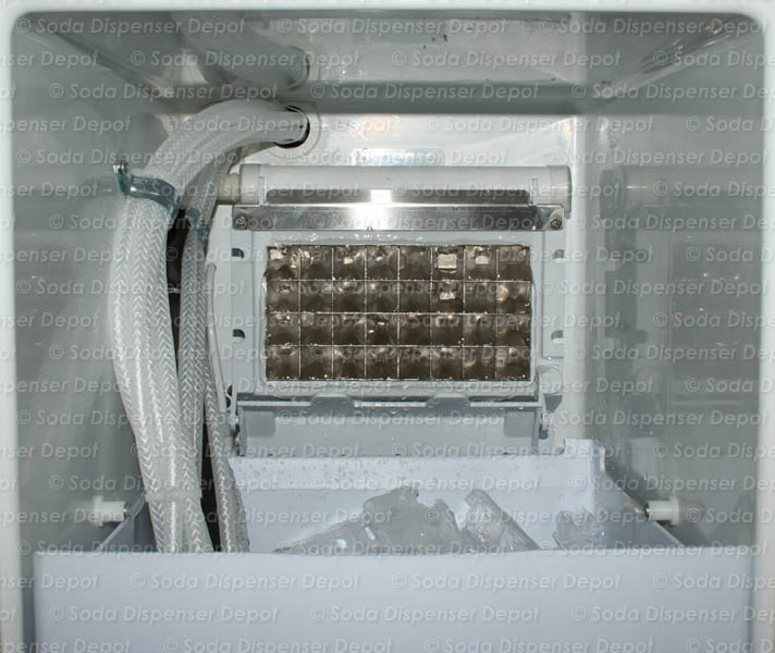 Under Counter Ice Maker (inside)