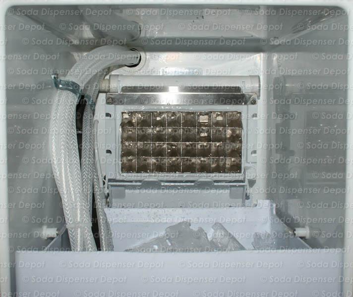 Under Counter Ice Maker (inside)