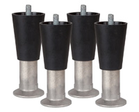 USED Set of 4 Legs for Counter Top Dispensers (Universal)