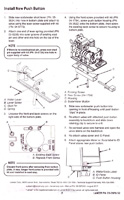 Lancer 100 Valve Secondary Lever Kit (top)