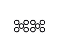 Backblock O-rings (10 pack)