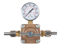 Water Pressure Regulator with Dial