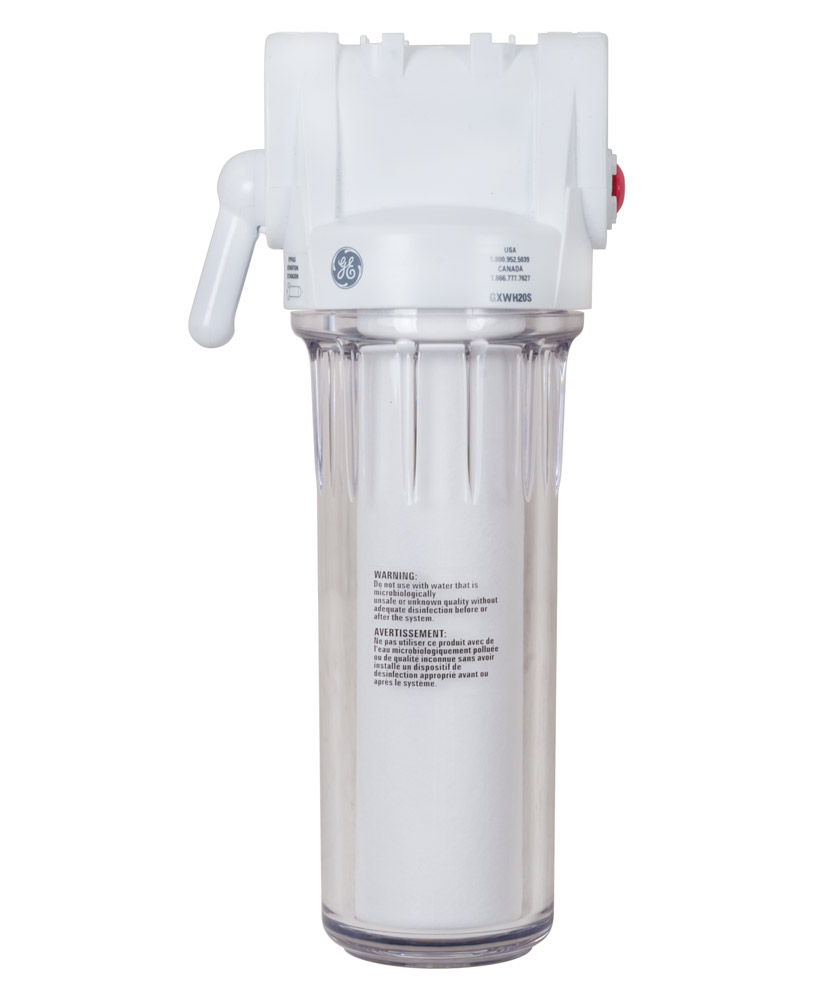 Water Filter with Replaceable Cartridge