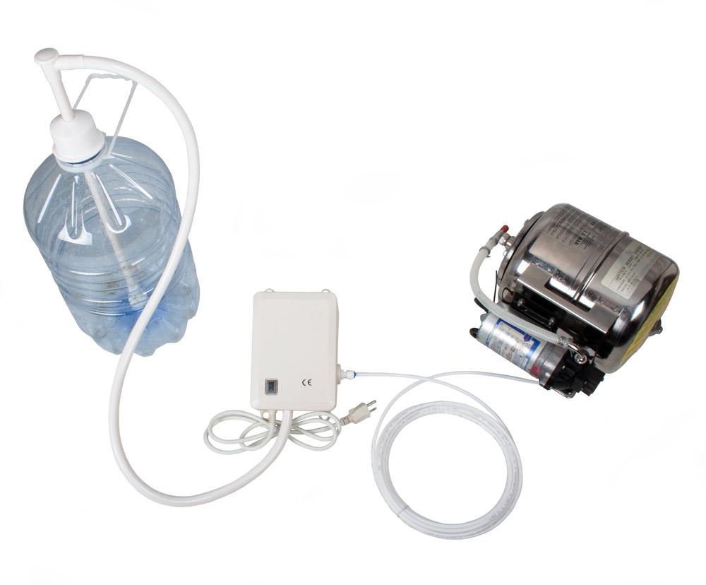 Bottled Water Dispenser System