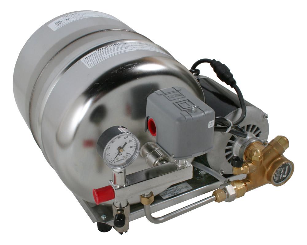McCann's Water Booster (4 Gallon, 115 Volt)