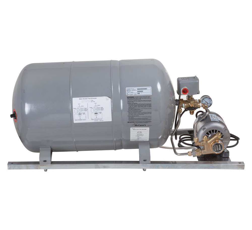 McCann's Water Booster (20 Gallon, 115 Volt)