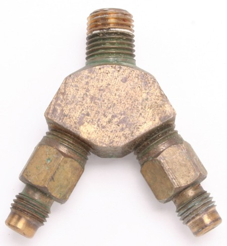 2-Port CO2 Manifold (USED)