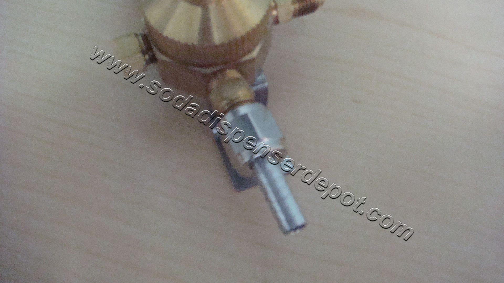 "1/4"" Swivel Nut (demo)"