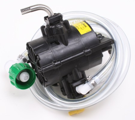 SHURflo Syrup Pump with BIB Hose and BIB Connect