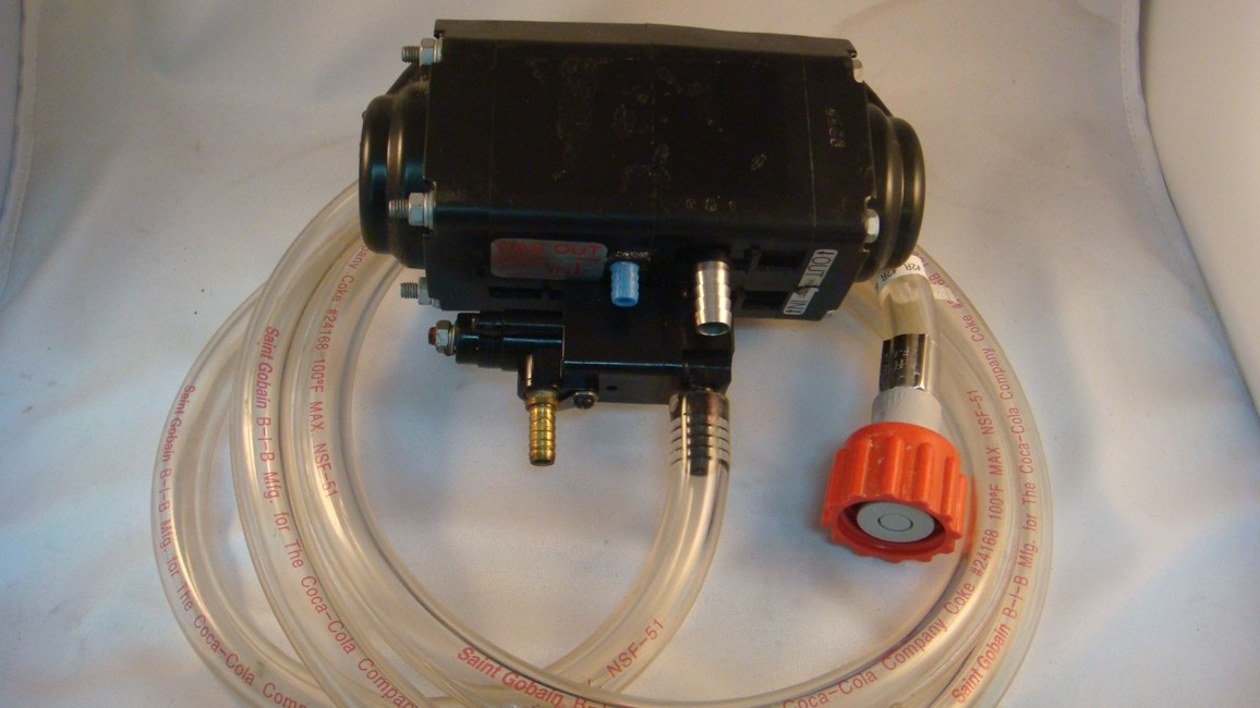 Flojet T5000 Syrup Pump (USED) with BIB Hose & BIB Connect