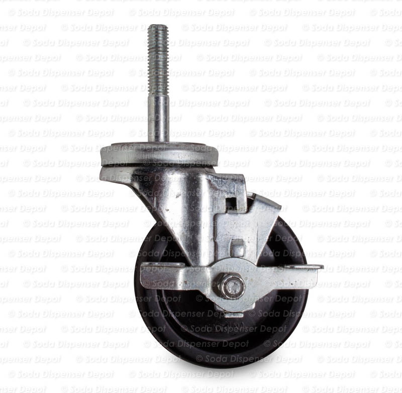 Caster, Locking, Single (USED)