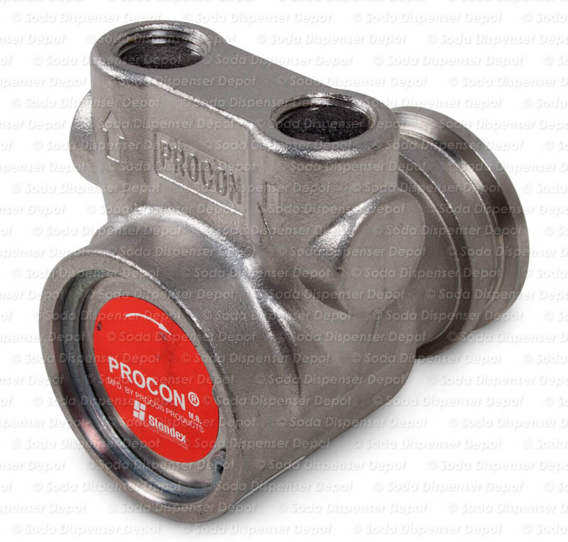 PROCON Series 3 Stainless Pump (front)