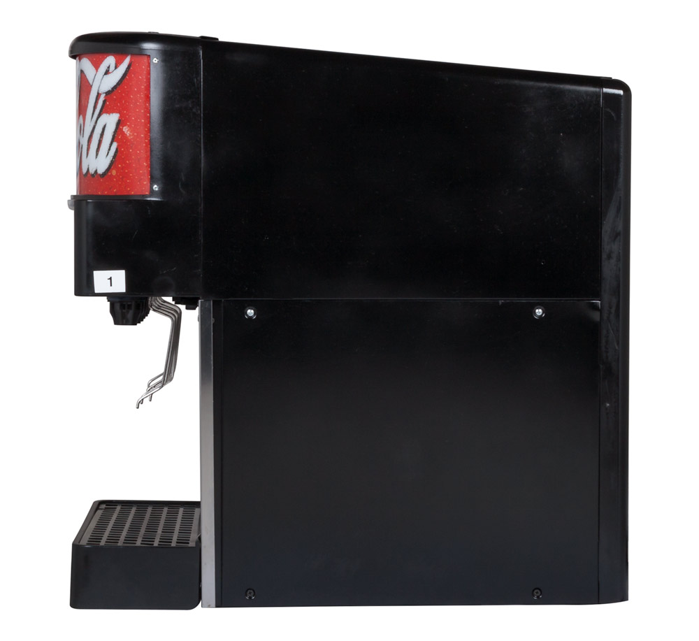 6-Flavor Counter Electric Soda Fountain System (side)