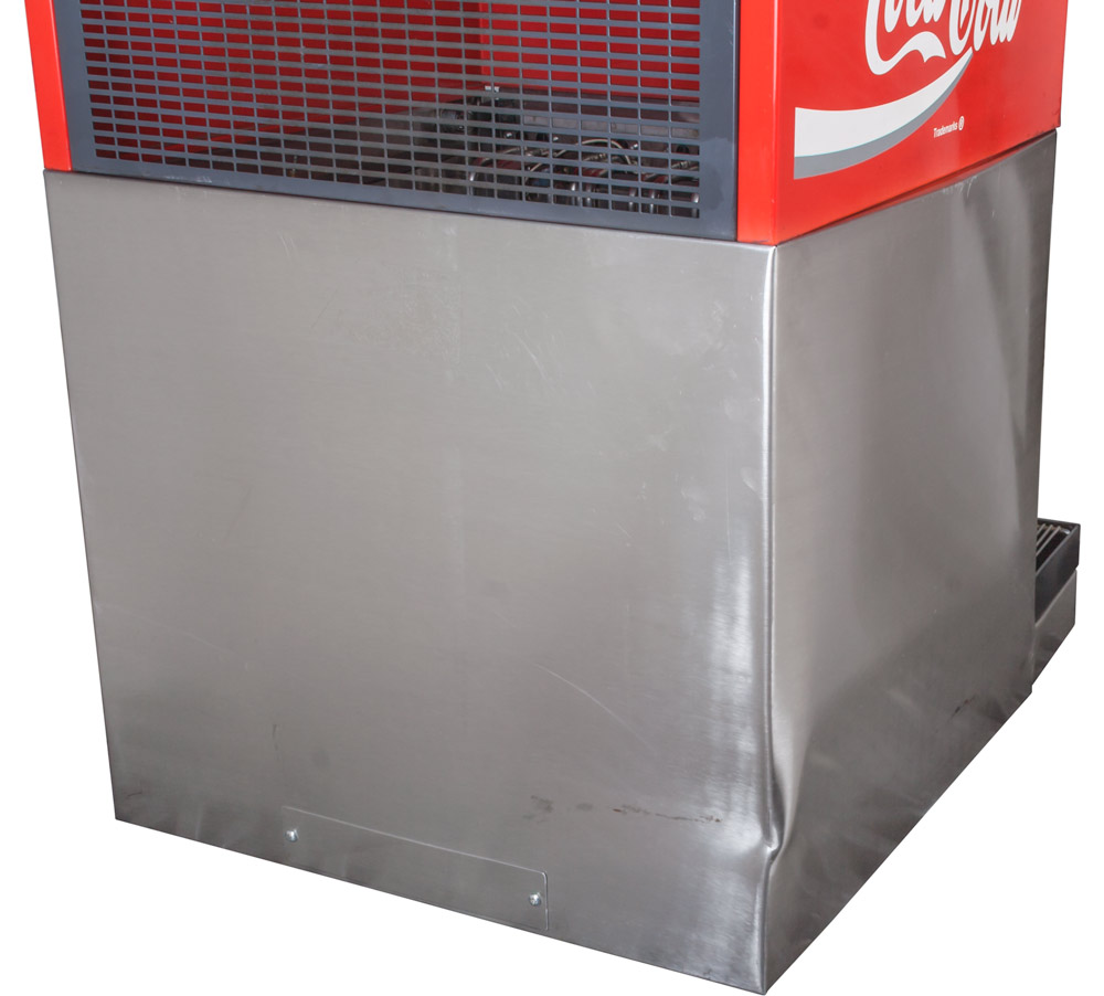 6-Flavor Counter Electric Soda Fountain System (rear)