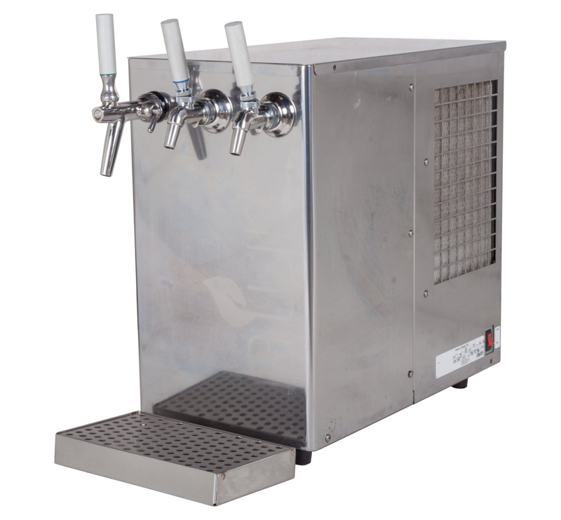 Seltzer/Water Counter Electric Soda Dispenser System