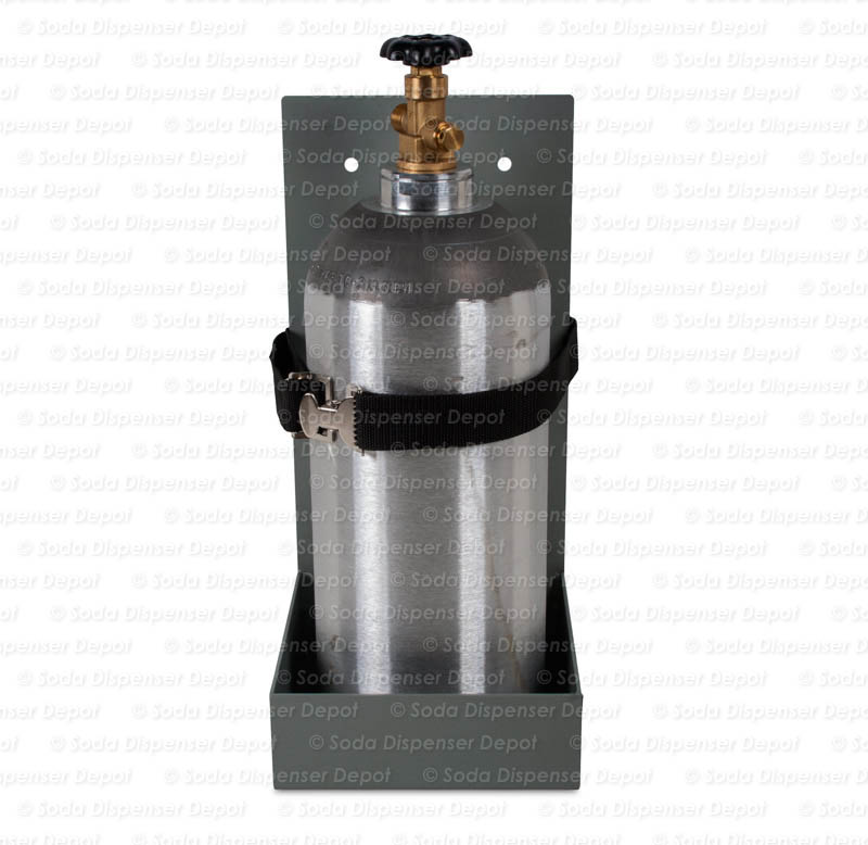 CO2 Tank Holder (front demo - CO2 tank NOT included)