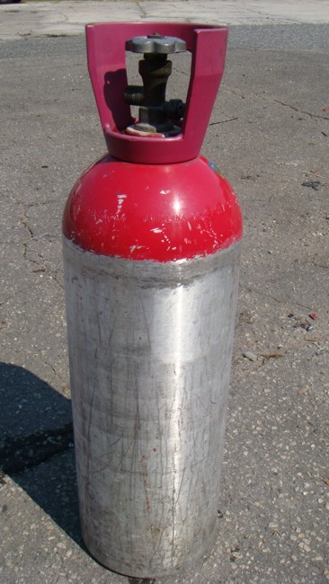 20 lb. CO2 Cylinder (USED)