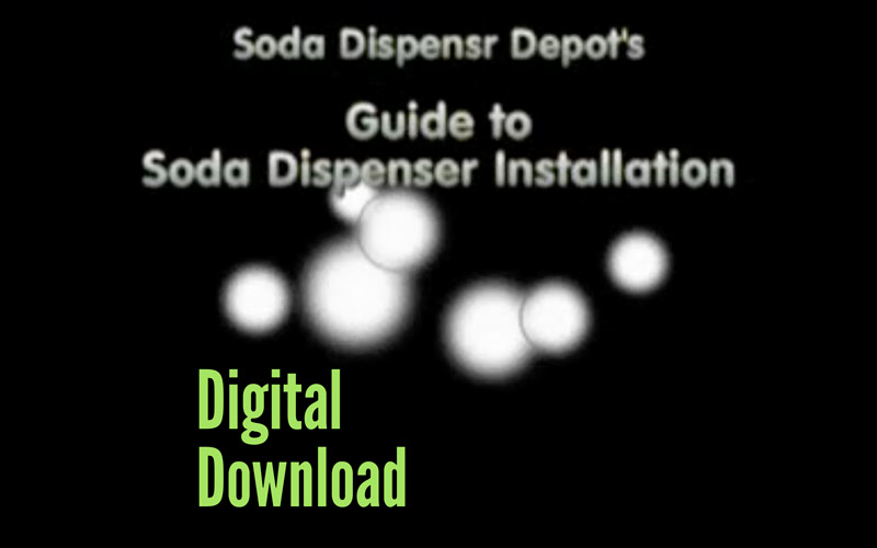 Soda Dispenser Installation Video (Download)