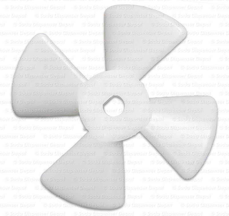 Agitator Fan Blade