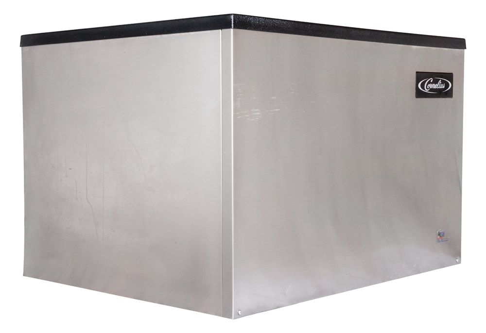 Cornelius 30-inch Ice Maker (angle)