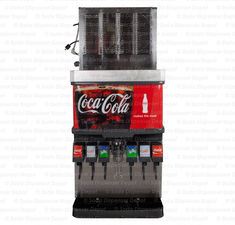 Ibd00222 6 Flavor Ice Beverage System With Pellet Ice