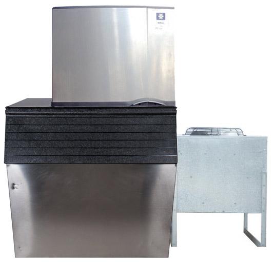 High Capacity Ice Bin