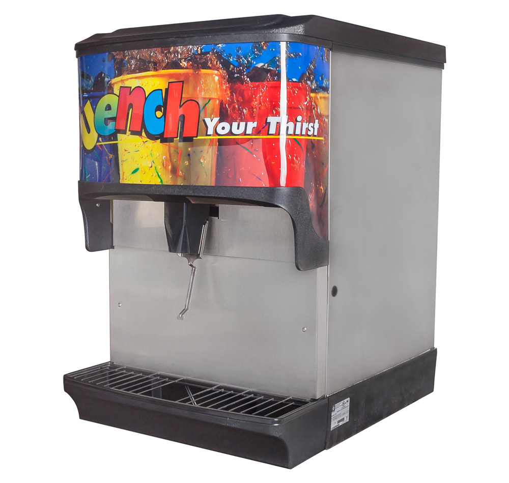 Ice Dispenser (angle)