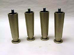 Set of 4 Legs for Countertop Dispensers (Stainless)