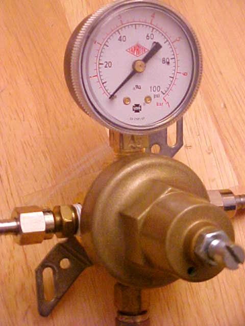 Secondary Regulator (USED)