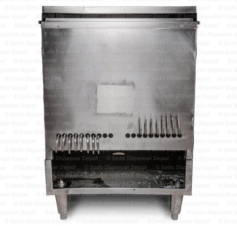 Sg00288 Complete 8 Flavor Soda Gun System Sodadispenserdepot Com