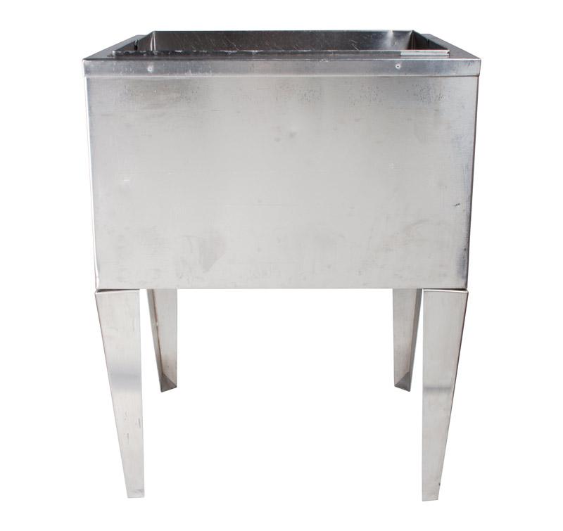 "21 x 23"" Ice Bin Cold Plate (freestanding)"