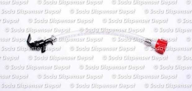 Manual Pour Spout to Coke BIB Connector